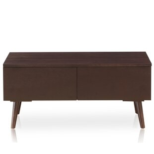 Landon Coffee Table with Storage by George Oliver