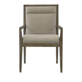 Profile Upholstered Dining Chair (Set of 2) Bernhardt