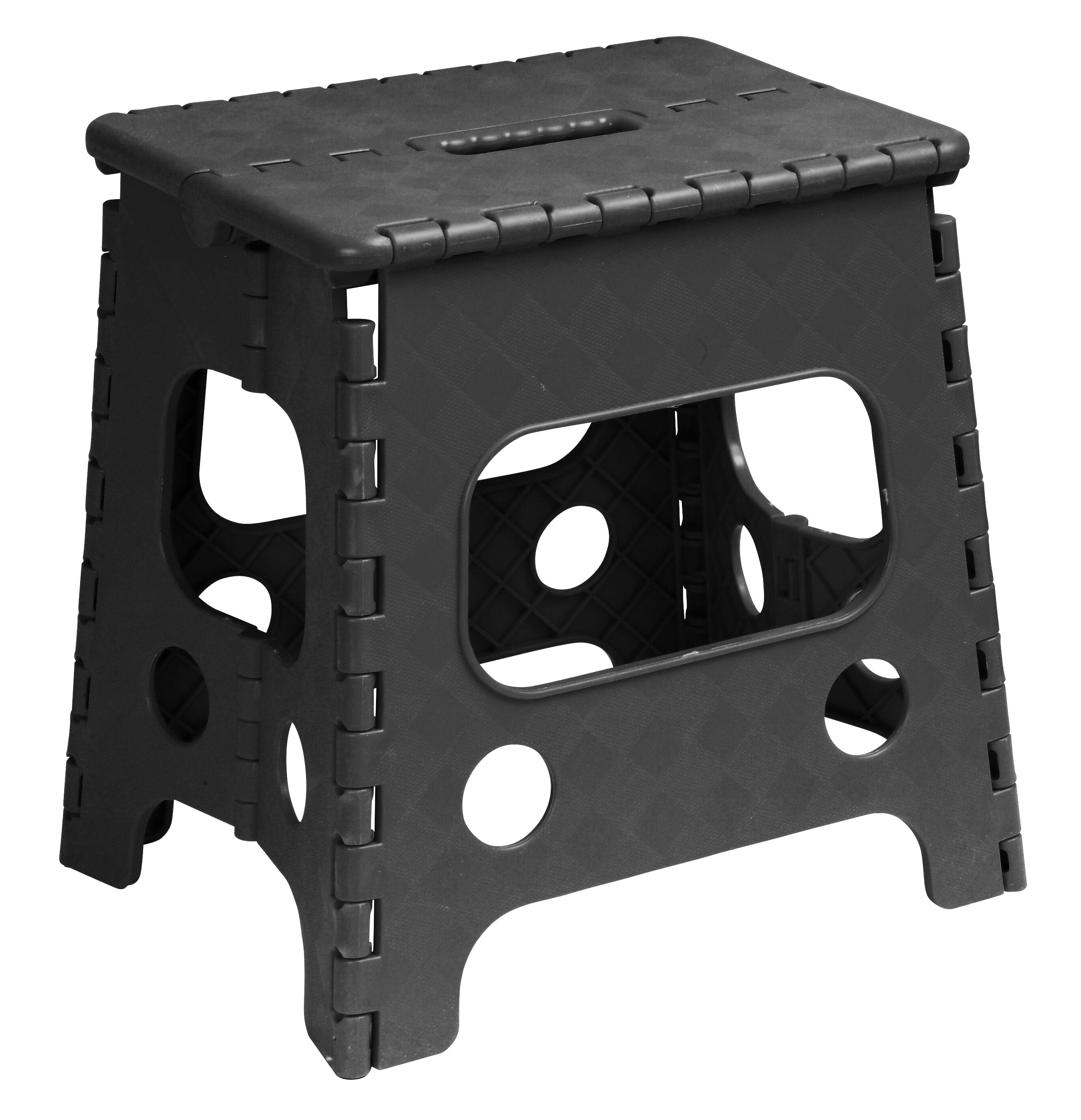 Sensational 1 Step Plastic Step Stool With 300 Lb Load Capacity Ocoug Best Dining Table And Chair Ideas Images Ocougorg