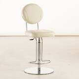 Flash Air Adjustable Height Swivel Bar Stool by YumanMod