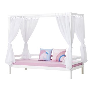 Basic Four Poster Bed By Hoppekids