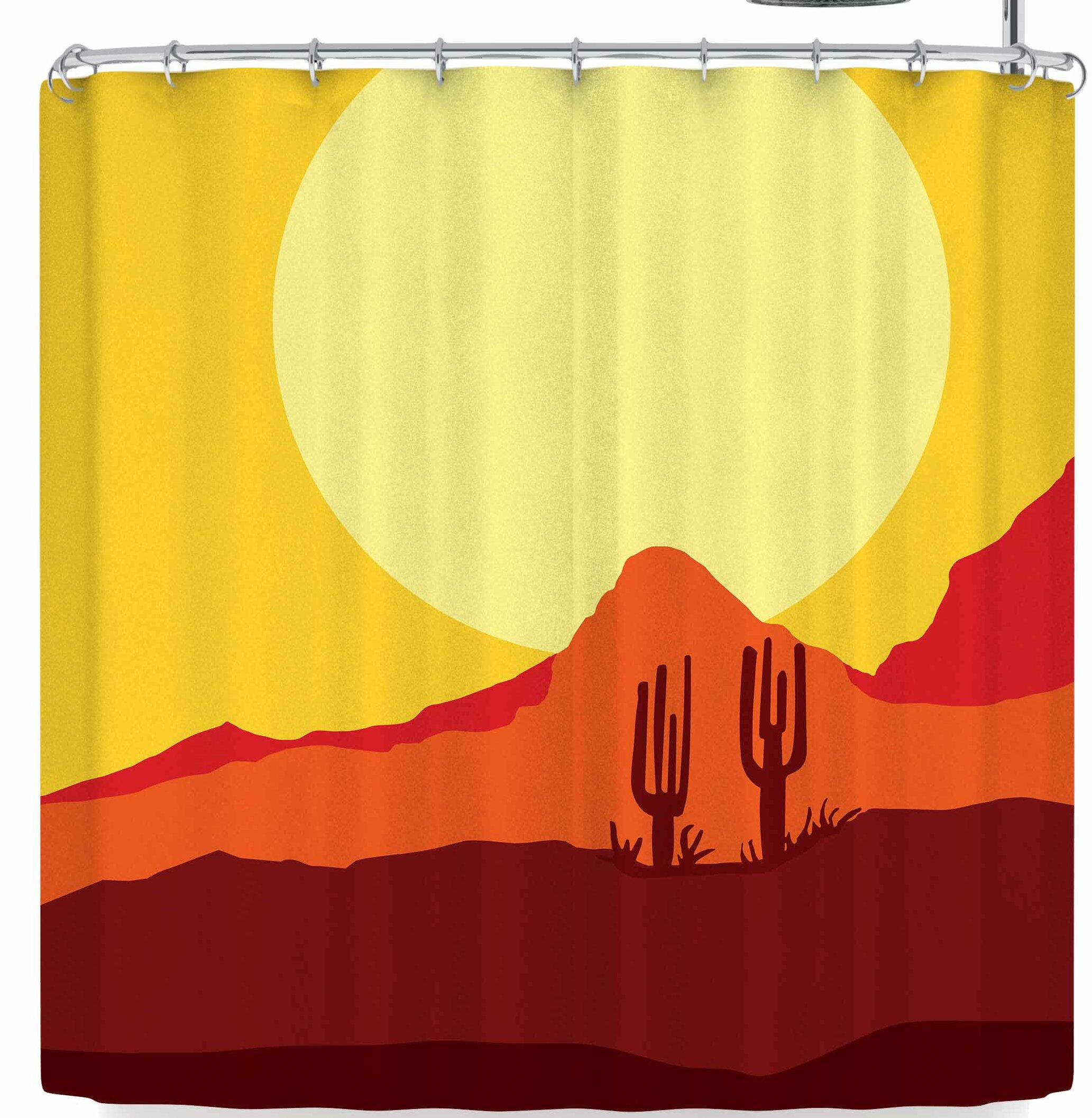 Mojave Shower Curtain FREE SHIPPING!!