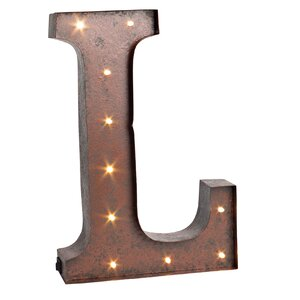 Letter LED Marquee Sign