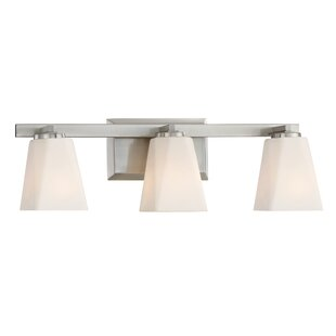 Krouse 3-Light Vanity Light by Charlton Home