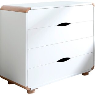 Hogan 4 Drawer Dresser By Isabelle & Max