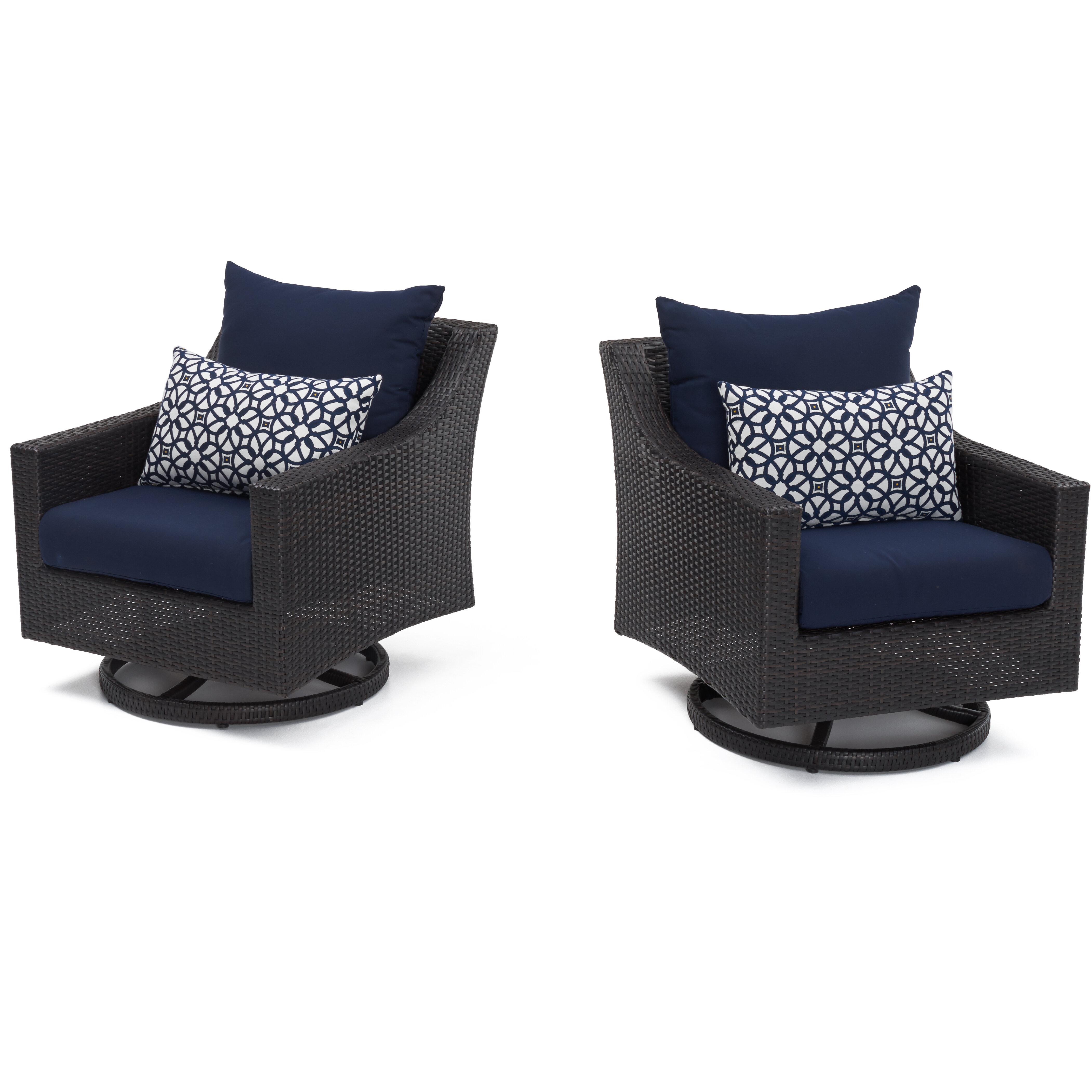571fd970358dc Three Posts Northridge Motion Club Chair with Cushions   Reviews ...