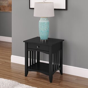 Hornung End Table with Sto..