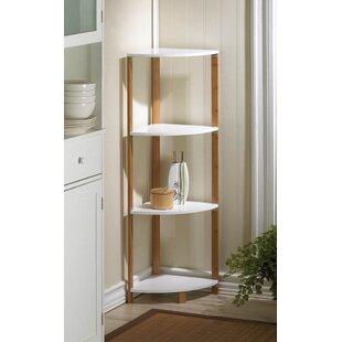 Zingz & Thingz Corner Unit Bookcase