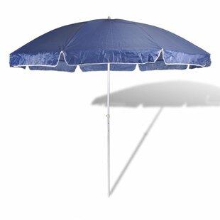 Malia 3m Beach Parasol By Freeport Park