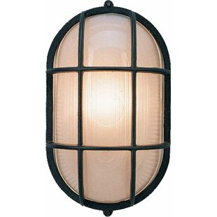 Outdoor Bulkhead Light by Volume Lighting