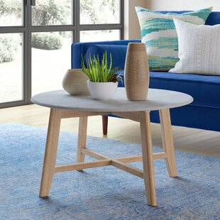 Grafton Coffee Table by Wrought Studio