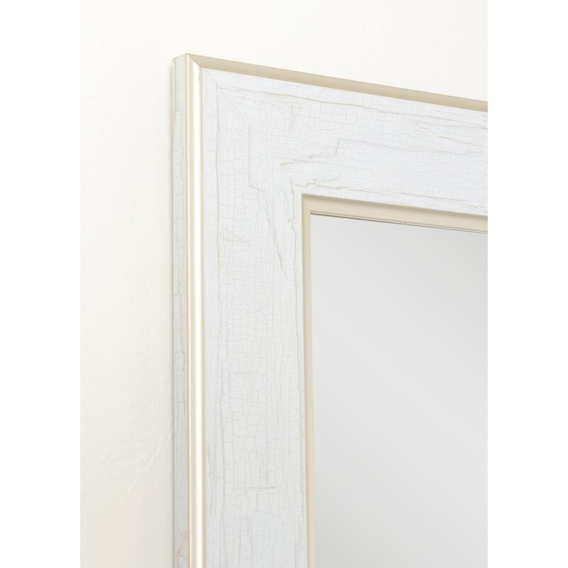 Rosdorf Park Aged Victorian Modern Contemporary Distressed Wall Mirror Wayfair