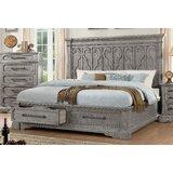 Freya Storage Platform Bed by One Allium Way®