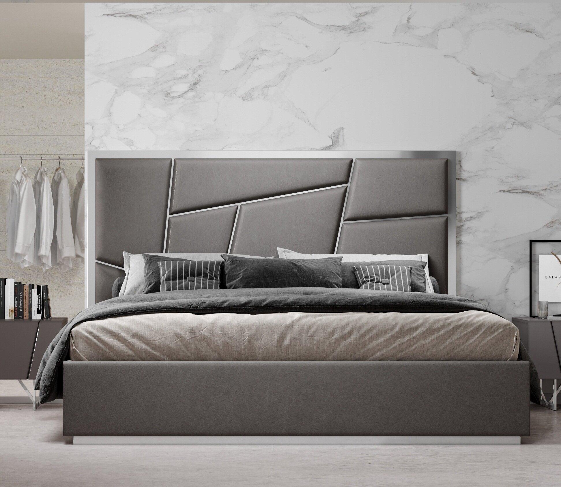 Modern Upholstered Beds Allmodern