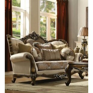 Astoria Grand Blackstone Loveseat