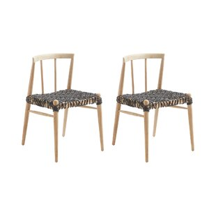 Desousa Solid Wood Dining Chair (Set Of 2) By Corrigan Studio