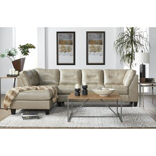 Leather Sectional by Serta Upholstery