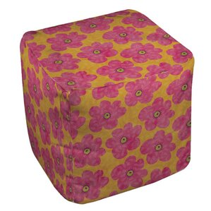 Emily's Ditsy Garden Ottoman by Manual ..