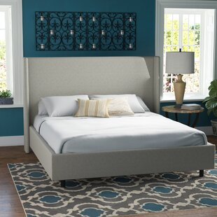 Find the perfect Settles Upholstered Panel Bed by Brayden Studio Reviews (2019) & Buyer's Guide