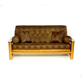 Osmosis Box Cushion Futon Slipcover by Lifestyle Covers