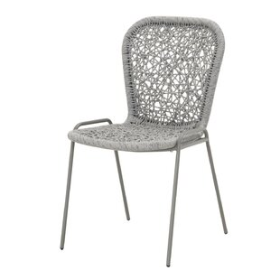 Arnoldo Intricate Rope Weave Dining Chair..