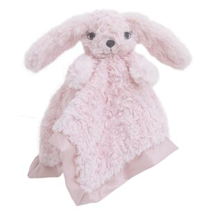 Compare prices Weeks Cuddle Plush Security Baby Blanket ByHarriet Bee
