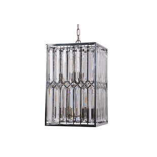 Dorbal Rectangle Chandelier by Tipton & T..