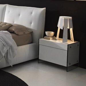 Nachttisch mit Schublade von Angel Cerda