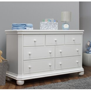 Vista 7 Drawer Dresser