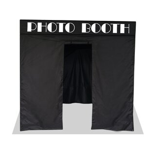 Photo Booth 8 Ft. W x 8 Ft..