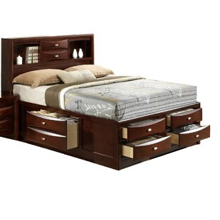 Corktown Storage Platform Bed