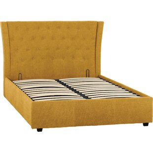 Kentland Double Upholstered Bed Frame By Ebern Designs