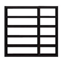 Denso 84 Cube Unit Bookcase by Tema