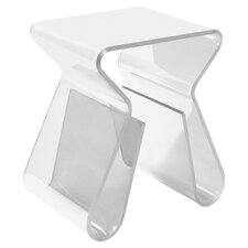 Monarch Butterfly Magazine End Table by dCOR design