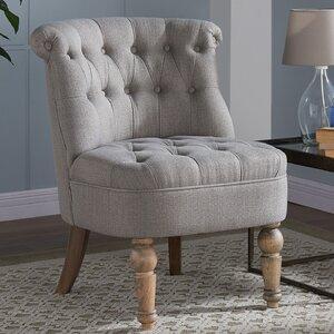 Linnea Slipper Chair by Ophelia & Co.