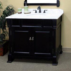Osgood 42 Single Bathroom Vanity Set