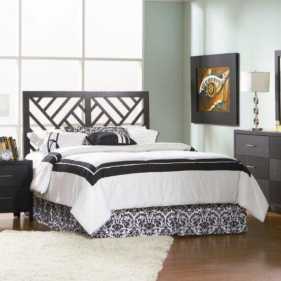 varick gallery bowne open frame headboard reviews wayfair - Bed Frame With Headboard