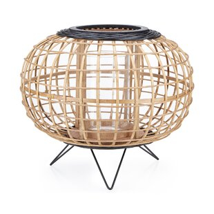 Canyon Adara Wood Lantern