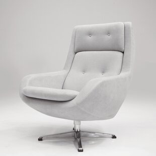 Corrigan Studio Oscar Swivel Lounge Chair