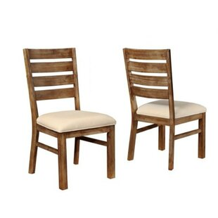 Weinstock Wooden Dining Chair (Set of 2)