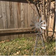 Arredondo Metal Windmill