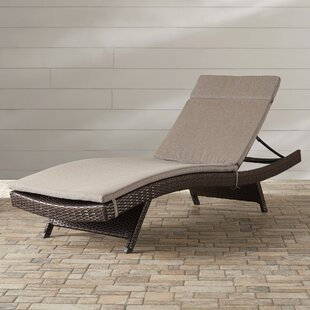 Brayden Studio Ferrara Lounge with Cushion
