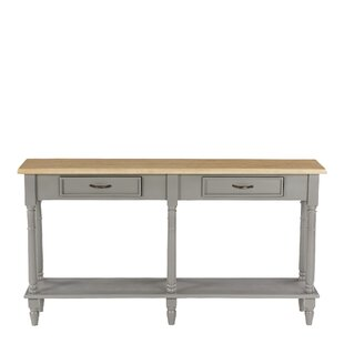 Roseline Solid Wood Console Table By Brambly Cottage