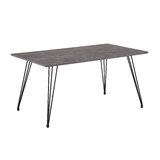 Sansbury Dining Table by Union Rustic