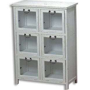 Belmar 6 Door Accent Cabinet by Ophelia & Co.
