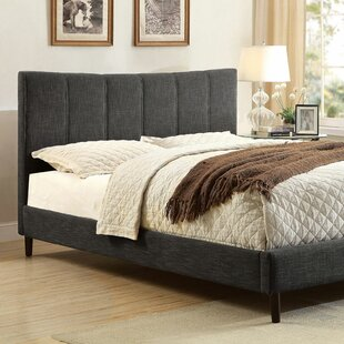 Shatnawi Upholstered Panel Bed