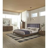 Quiroga Platform Configurable Bedroom Set by Union Rustic