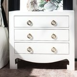 3 Drawer Bachelor's Chest by Willa Arlo Interiors