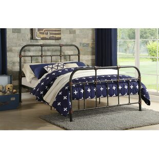 Coughlin Full Platform Bed