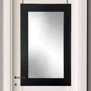 Brandt Works LLC Over The Door Silhouette Wall Mirror